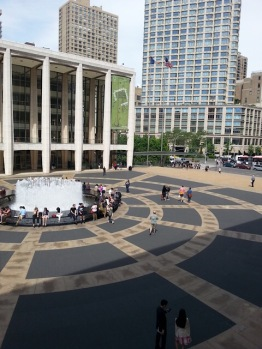 Lincoln Center for the Performing Arts Plaza